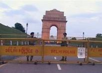 Delhi police tightens security to ensure a peaceful I-Day