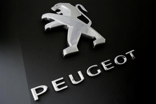 Peugeot logo (Image: Reuters)