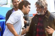 Amitabh Bachchan Wraps Up Brahmastra Shoot, Says Confetti Guns Sound Like 'Thank God, Good Riddance'