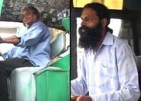 'Kalam' drives an auto, 'Baba Ramdev' a bus