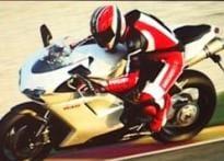 Sports bike Ducati all set to ride into India