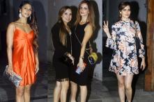 Krishika Lulla's Birthday Party: Bollywood Divas Rock the Party