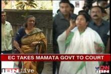 WB Panchayat polls: EC, Mamata govt at loggerheads