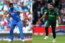 India vs Pakistan   Amir & Bumrah Take Contrasting Routes But Remain Lynchpin of Their Attacks