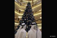 In pics: World's Costliest Christmas Tree?