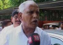 Kumaraswamy told me he's ready to resign: Yediyurappa