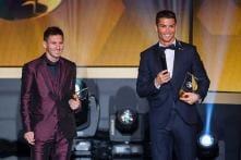 Lionel Messi and Cristiano Ronaldo are at same level: Diego Maradona