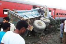 Railway Chart Showed Derailed Kaifiyat Express as 'On Time'