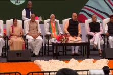 BJP Manifesto 2019: Resettlement of Soldiers, Return of Kashmiri Pandits, Scrapping Article 35A on Agenda