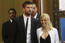 Singer Shakira pregnant with first child