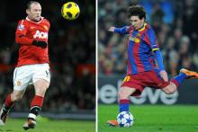 Wayne Rooney is 'once in a generation talent': Lionel Messi