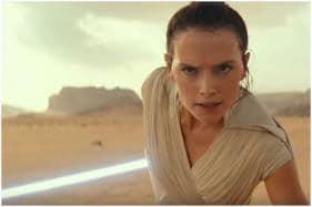 New Star Wars Promo Sees Rey Approach Darth Vader's Helmet