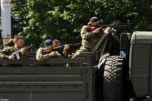 New battles as Ukraine says 300 separatists killed in fighting
