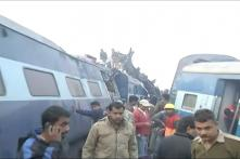 Patna-Indore Train Derails: Guilty Won't Be Spared, Says Suresh Prabhu