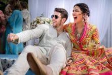 Priyanka Chopra and Nick Jonas's Mehendi Ceremony Photos
