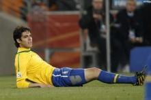 Kaka, Elano and Robinho to return against Chile