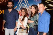 Cricketers & B-Town Celebs Grace 'The Zoya Factor' Screening