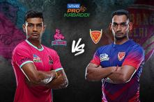 Pro Kabaddi 2019 HIGHLIGHTS, Jaipur Pink Panthers vs Dabang Delhi in Bengaluru: Delhi Beat Jaipur 46-44