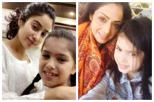 Sridevi's Younger Daughter in Mom is Now Janhvi Kapoor's Co-star in Gunjan Saxena Biopic