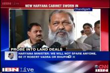 Every illegal land deal will be investigated, says new Haryana state minister Anil Vij