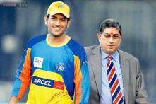 Why should I ask Dhoni to resign: N Srinivasan