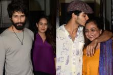 Dhadak Star Ishaan Khatter's Starry Birthday Party