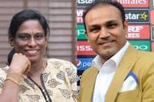 Sehwag, PT Usha Named in Khel Ratna, Arjuna Award Committee