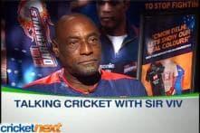 Exclusive: Viv Richards on his IPL experience