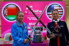 CoCo Vandeweghe to Open Against Sasnovich in Fed Cup Final