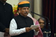 Arjun Ram Meghwal Peddles His Way to Cabinet