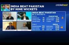 WATCH   A Near Complete Performance by Team India: Rohan Gavaskar