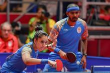 Asian Games: Kamal-Batra Pair Adds Mixed Doubles Bronze to Indian TT's Dream Run