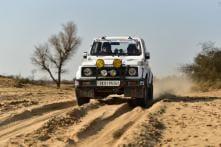 Maruti Suzuki Desert Storm: Suresh Rana Leads on Day 1