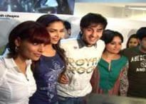 <i>Bachna Ae Haseeno</i> cast celebrates its success
