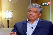 CNN-News18 Exclusive With Nandan Nilekani