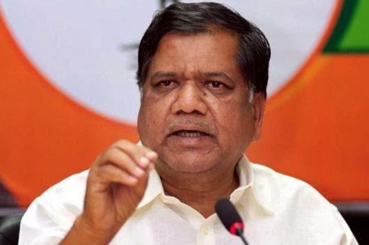 FIle photo of Karnataka Minister Jagadish Shettar.