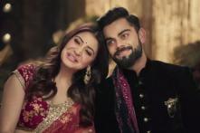 Lovebirds Anushka Sharma, Virat Kohli Exchange Wedding Vows in This Romantic Ad
