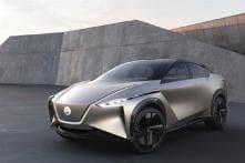 Geneva Motor Show 2018: Nissan IMx KURO Electric Crossover Concept Makes European Debut