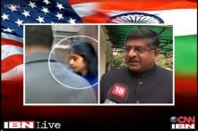 Devyani case: BJP demands apology from US, Khurshid says talks on