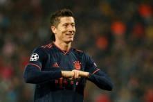 Too Late to Play for Real Madrid: Bayern Munich's Robert Lewandowski