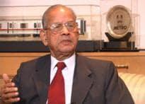 Sreedharan calls Hyd Metro a scandal, sparks row