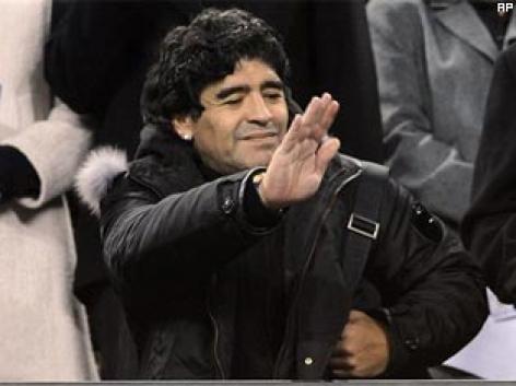 Lineker forgives 'Genius' Maradona for Hand of God
