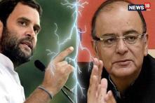 Rahul Gandhi vs Arun Jaitley in Lok Sabha: Rafale Deal Controversy
