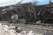Gelatine sticks, TNT explosives found on rail tracks