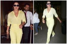 Priyanka Chopra's Yellow Mesh Pullover is the Latest Summer Fad