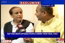 Amit Shah is a criminal, says SP leader Azam Khan