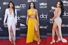 Plunging Necklines & Revealing Dresses: Billboard Red Carpet 2019 in Pics