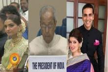 President Honours Sonam, Akshay At 64th National Awards, See Pics