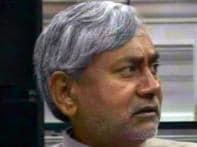 Nitish wants to clean Ganga, Lalu cries foul