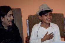 Shane Warne Blown Away by 7-year-old Spin Bowling Sensation Eli Mikal Khan
